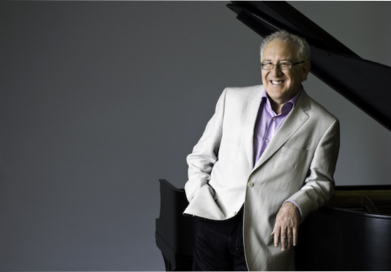 Robert Silverman, Canadian concert pianist.