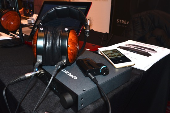 Mytek Clef ($299) using bluetooth with iPhone and Audeze LCD-XC closed back headphones.