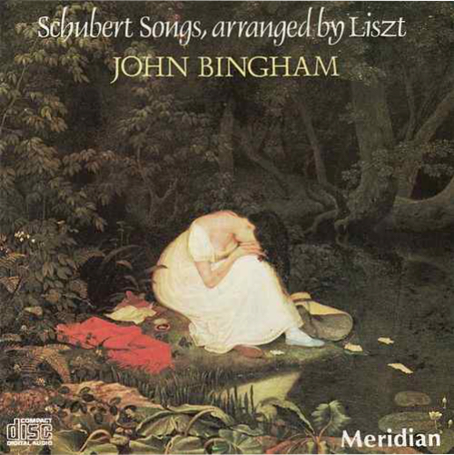 An extraordinary recording and performance by my dear old mate, John Bingham. Rarely recorded repertoire that sounds fabulous.