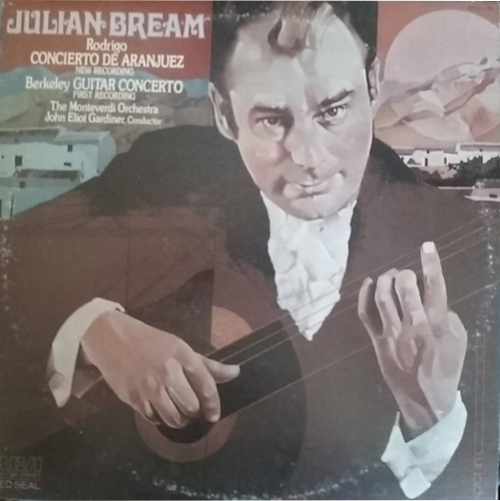 You'll come for the Rodrigo, which is fantastic, BTW, but the gem is the Lennox Berkeley Concerto played with the utmost virtuosity by Julian Bream. Recording is exceptional.