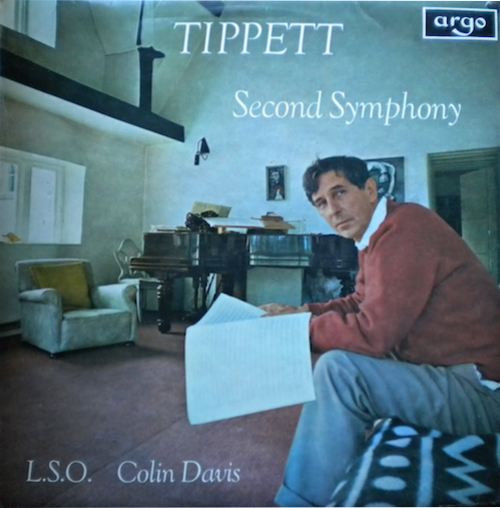 Two of Michael Tippett's more accessible works played to perfection by the LSO and Barry Tuckwell's Horn Quartet. The recording is even better than the performance, if that's possible?