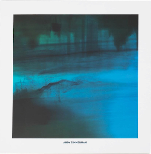 Andy Zimmerman—Half Light; 180g vinyl limited edition, Newvelle Records —  Audiophilia