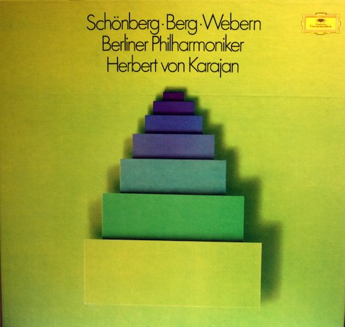 Even if you're not a Second Viennese School fan, there's much to like here. However, it is the performances that are landmarks. Not what you think Karajan and the Berlin would be tops at, but the set has never been bettered. Stunning power in the Berg, utmost delicacy in the glorious Webern and luscious beauty in the Schonberg. Dodecaphonic perfection.