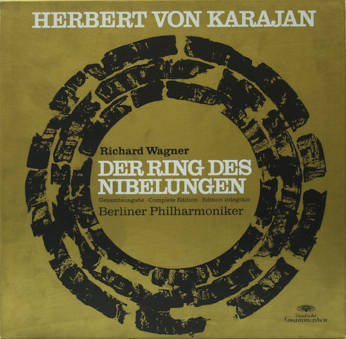 There is a lot of nonsense written about this incredible box set—weak singing, muddy recording, etc. All wrong. Karajan was a great vocal coach and the singing is fantastic and bettered by the best Ring playing on record. Okay, yes, the Decca/Solti, is also incredible, with better EMI sound, but there are too many highlights on this DG to list here. You play this set on a good setup, and you'll be enthralled. Weak singing? Go directly to the Götterdämmerung Prologue. Prepare to be thrilled.
