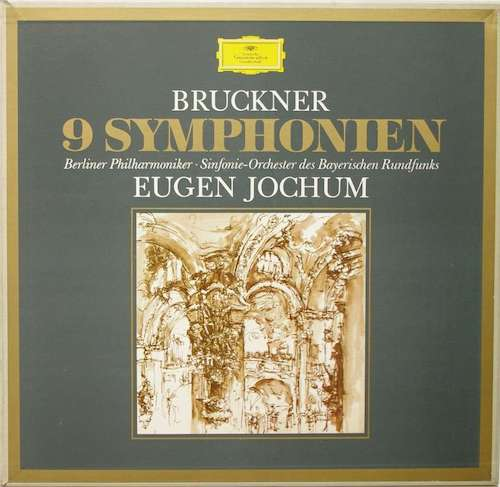 Eugen Jochum is one of the most underrated conductors (quick, think great German conductors—Karajan, Furtwängler, Klemperer, Böhm all jump out), but Jochum was their equal and possibly their better in Brahms and Bruckner. This is a fabulous Bruckner symphony traversal and can be found quite easily and for cheap. The playing is stunning and the recordings very good, whether from Berlin or Munich. Jochum's ideas are consistent through all the symphonies—fairly standard tempi, but with the most beautiful phrasing and a grand sense of the musical architecture.