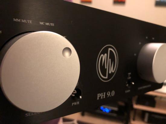 ModWright Instruments PH 9 0 Tube Phono Stage — Audiophilia