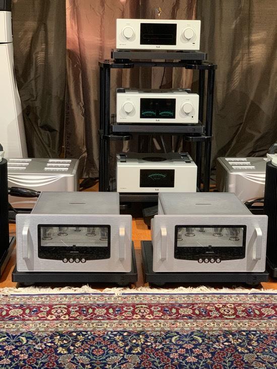 Audio Research, ESOTERIC and T+A Elektroakustik