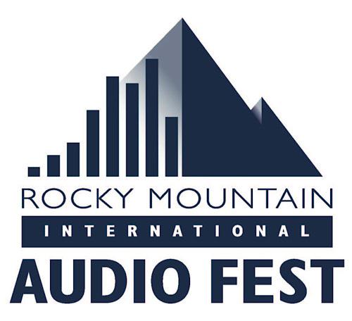 Rocky Mountain International Audio Fest 2019–coming next month. September 6–8