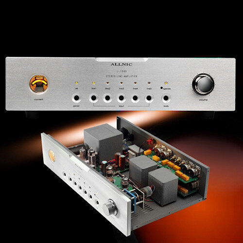 A quick listen to the Allnic Audio L-1500 Line Preamplifier (sponsored post)