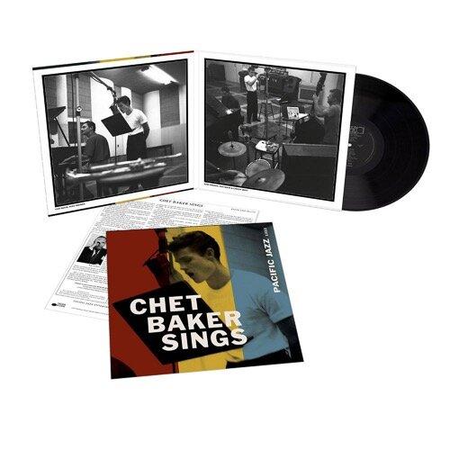 Chet Baker Sings Tone Poet Vinyl Reissue Audiophilia