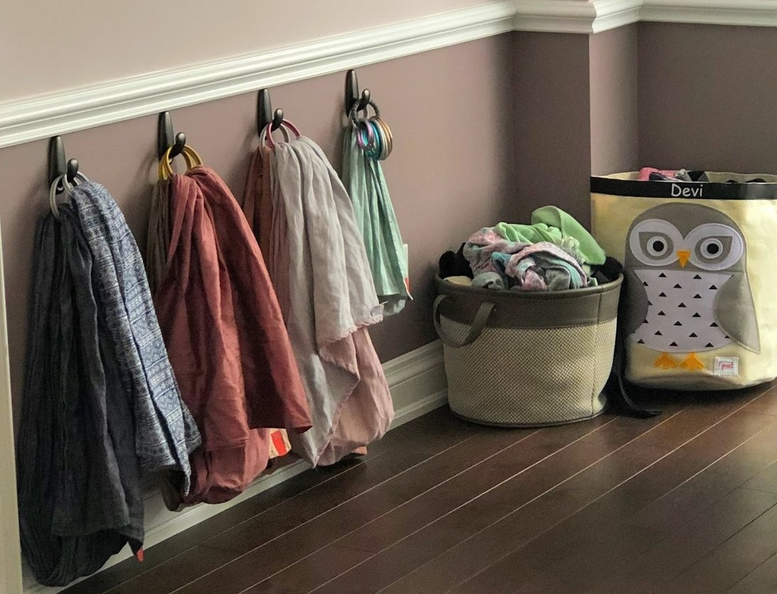 Our wide variety of ring slings, meh dai and soft structured carriers from Didymos, Tula, Sakura Bloom, Beco, Integra, Lillebaby and Boba.