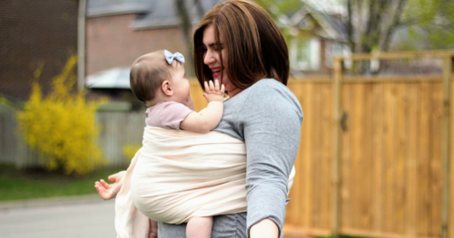 Best Ring Sling Baby Carrier Toronto