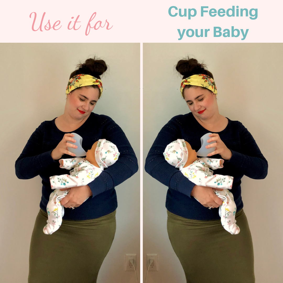 KindestCup Breast Milk Hand expression cup review