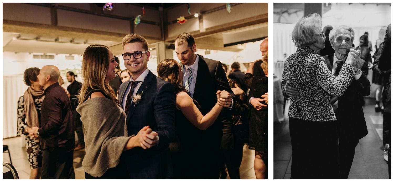 Briah + Marty | Edmonton Muttart Conservatory Wedding