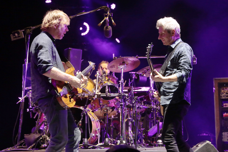 Phish has an intimidating catalog of live material, but we also help with pointing you to the best studio output. (Getty Images)