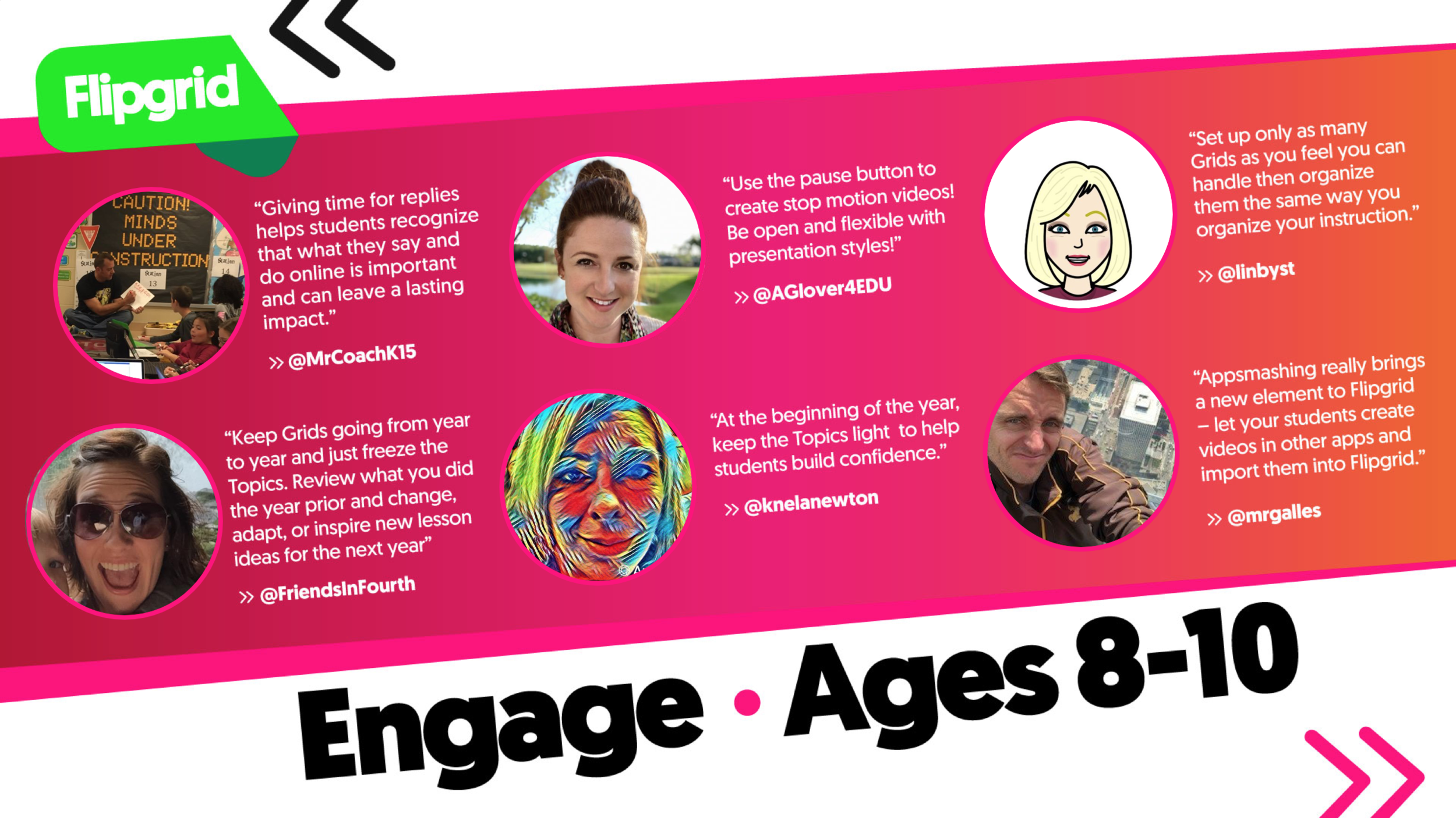Engage Ages 8-10