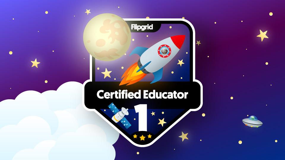 Flipgrid Certified Level 1