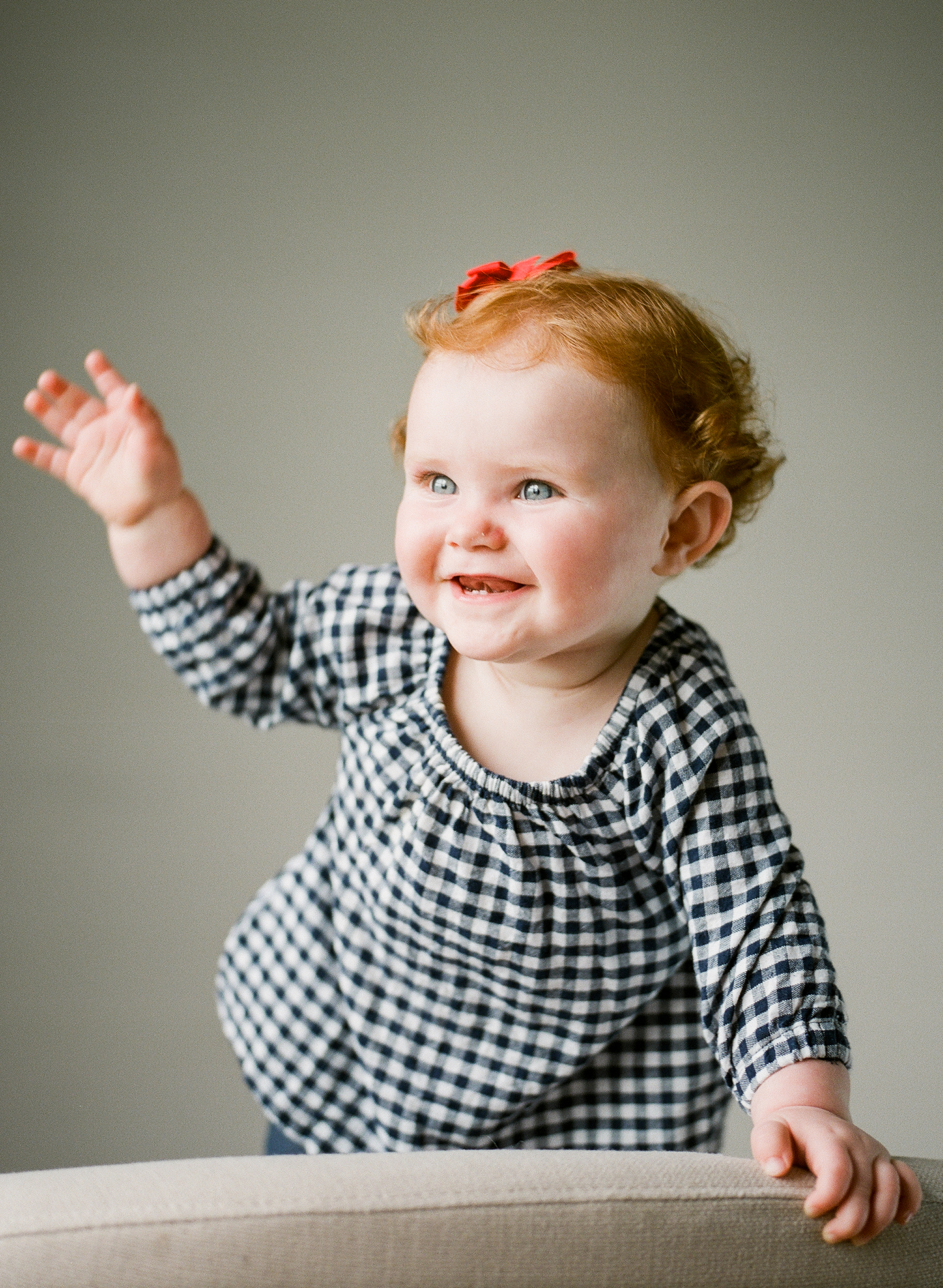 Outfit ideas for red head babies
