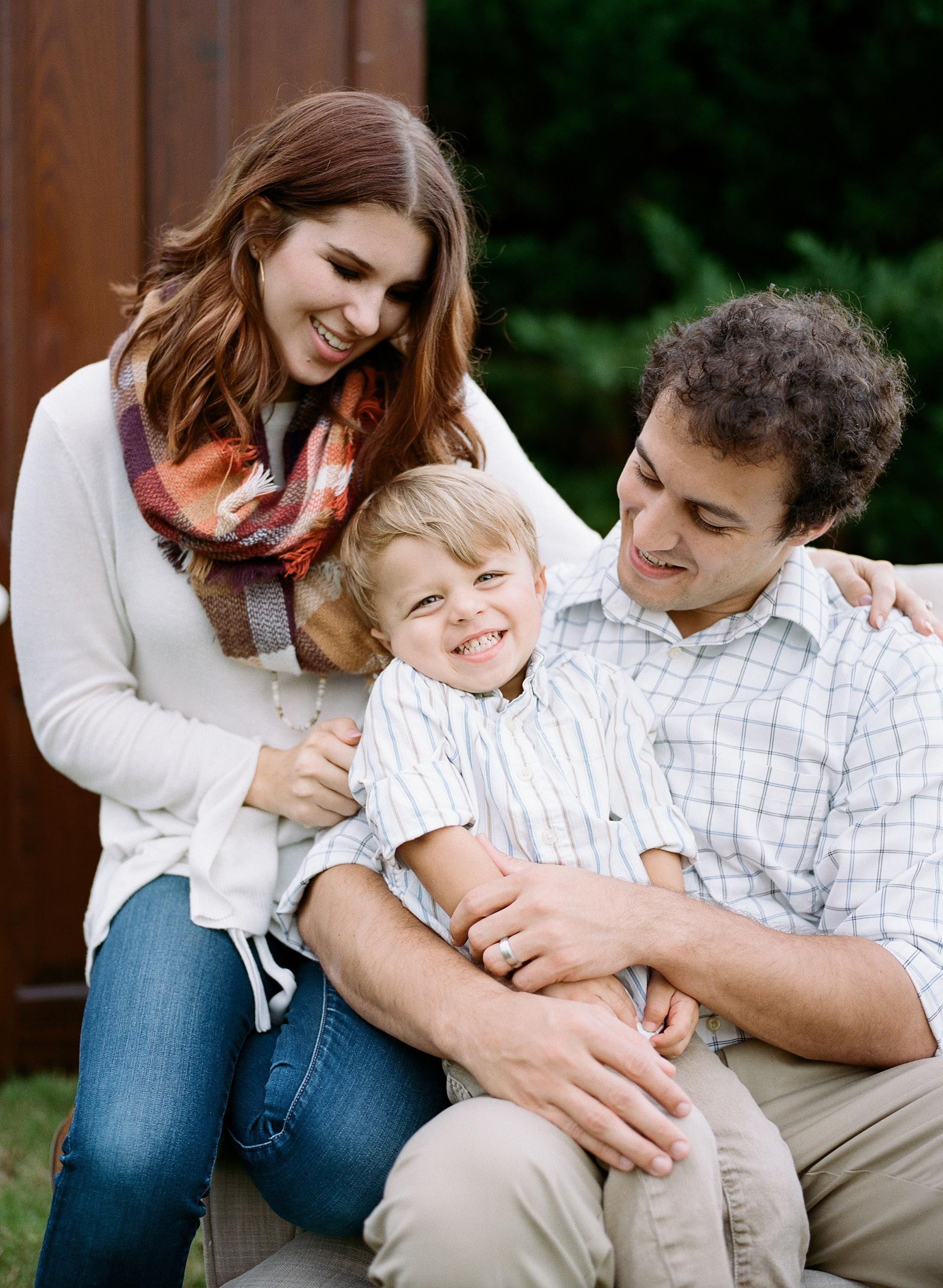 Fall family mini sessions in Murfreesboro, TN