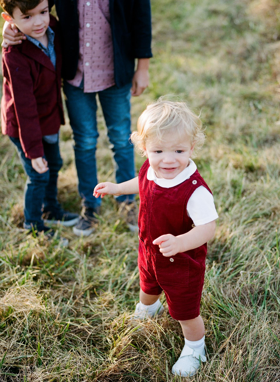 red velvet outfits for boys