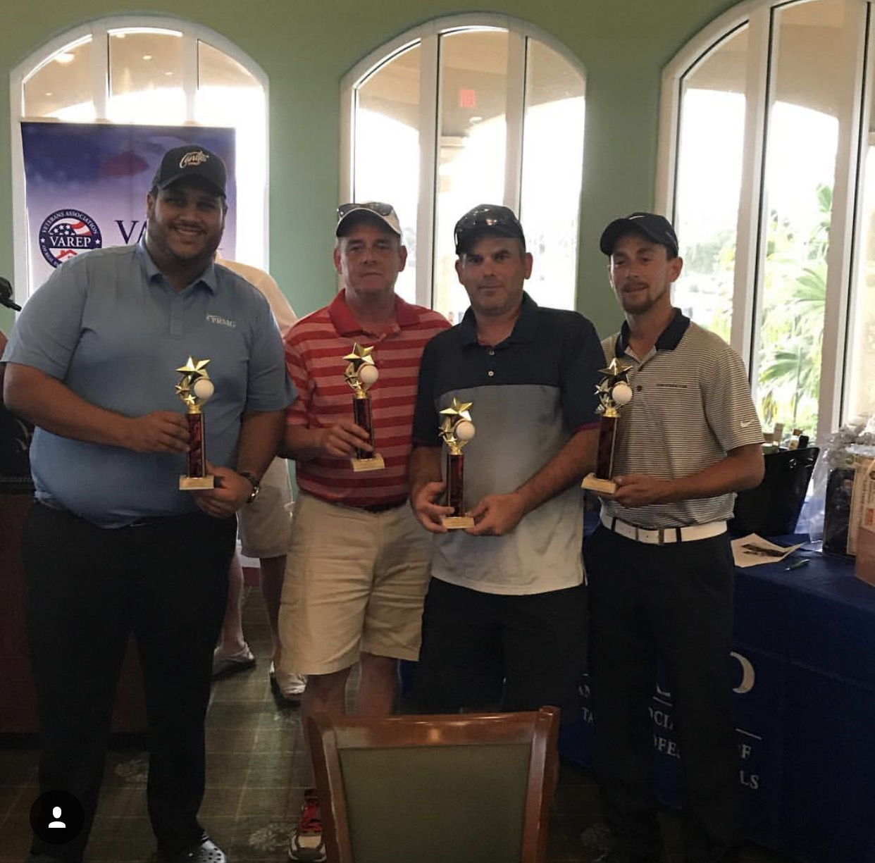 PRMG Coral Gables Branch - Charity Golf Tournament