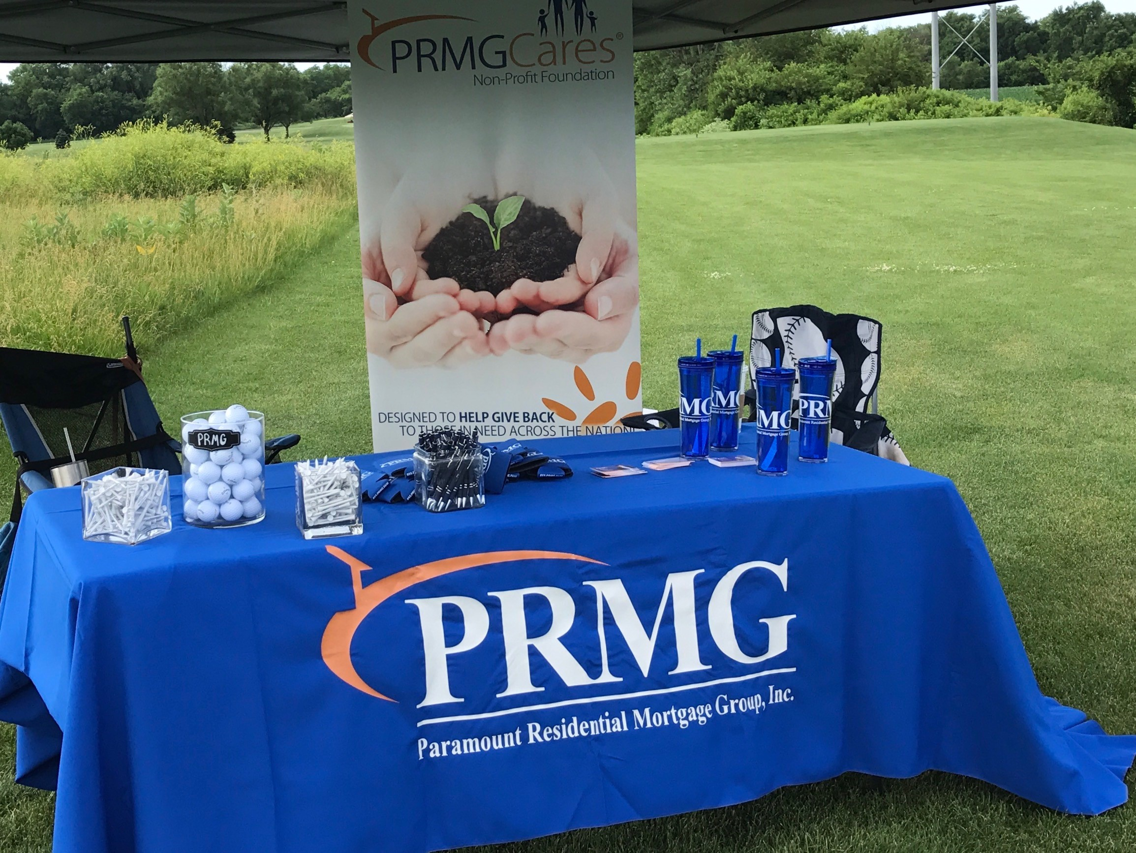PRMG Lincoln Branch - Charity Golf Event