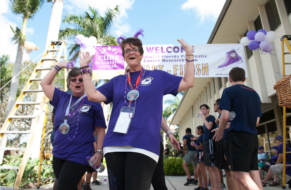 Lustgarten Walk for Pancreatic Cancer Research