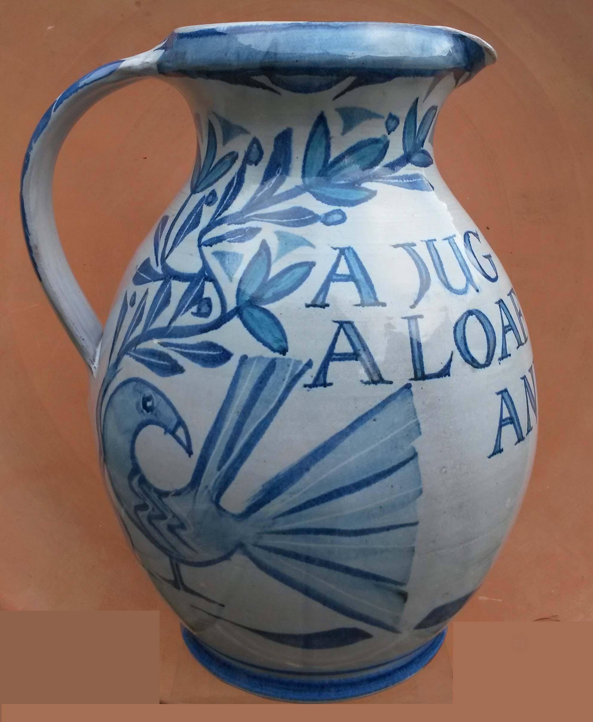 17. Three pint jug