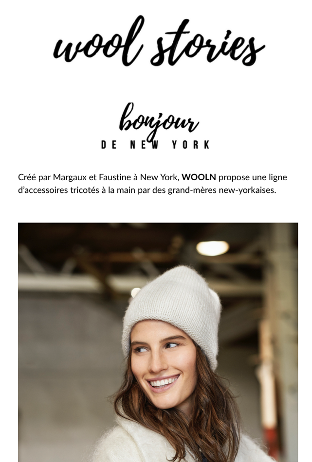 Wool Stories