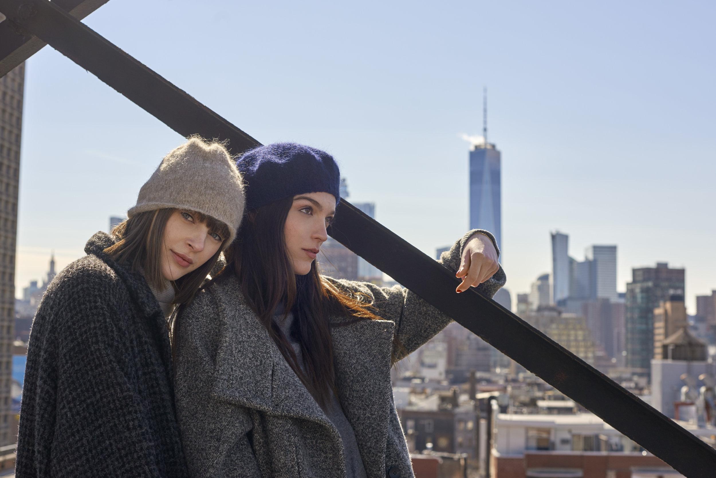 KNITS BY NEW-YORK GRANDMAS -