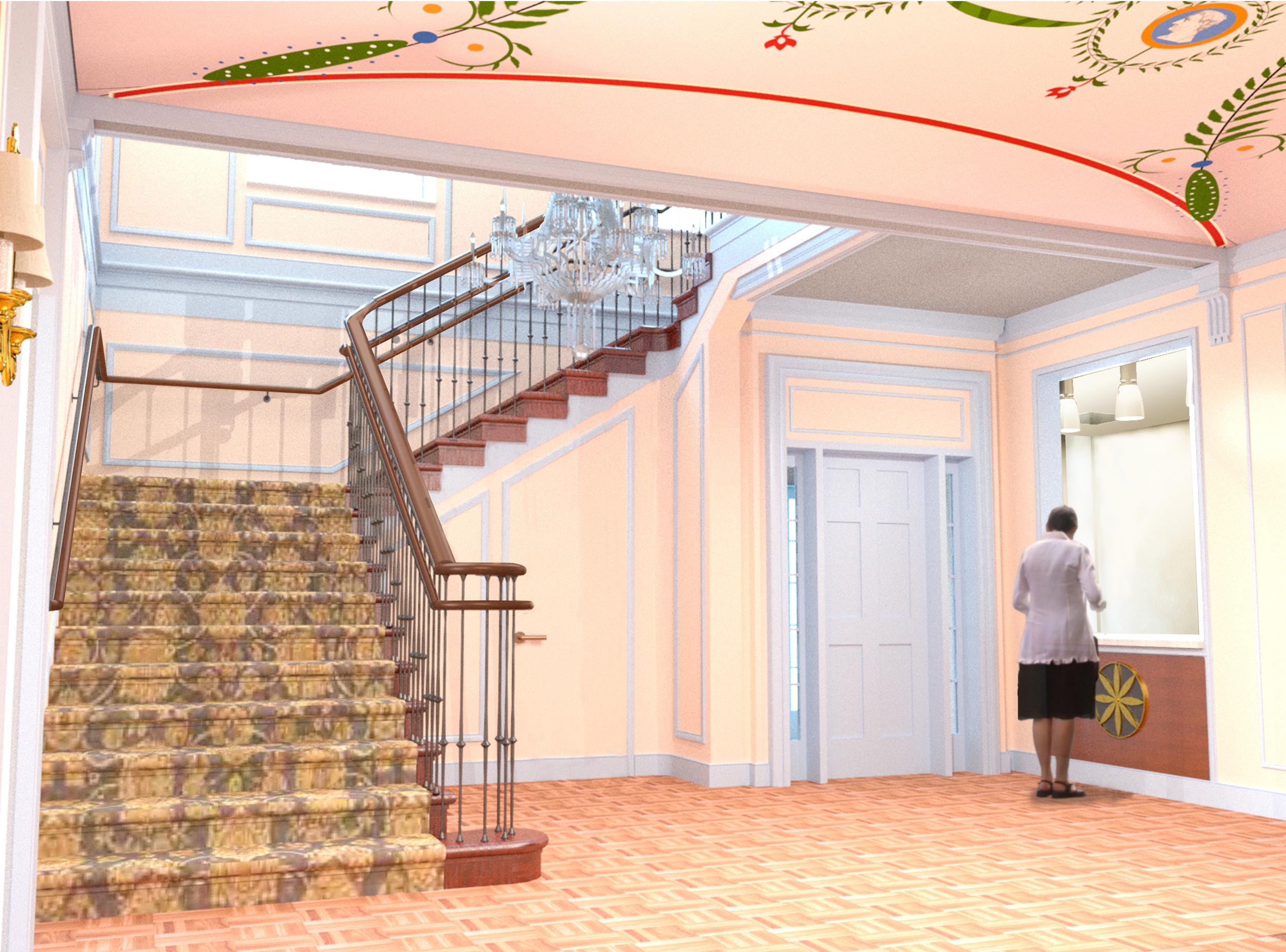 Melmark Mansion - main hall reception.jpg