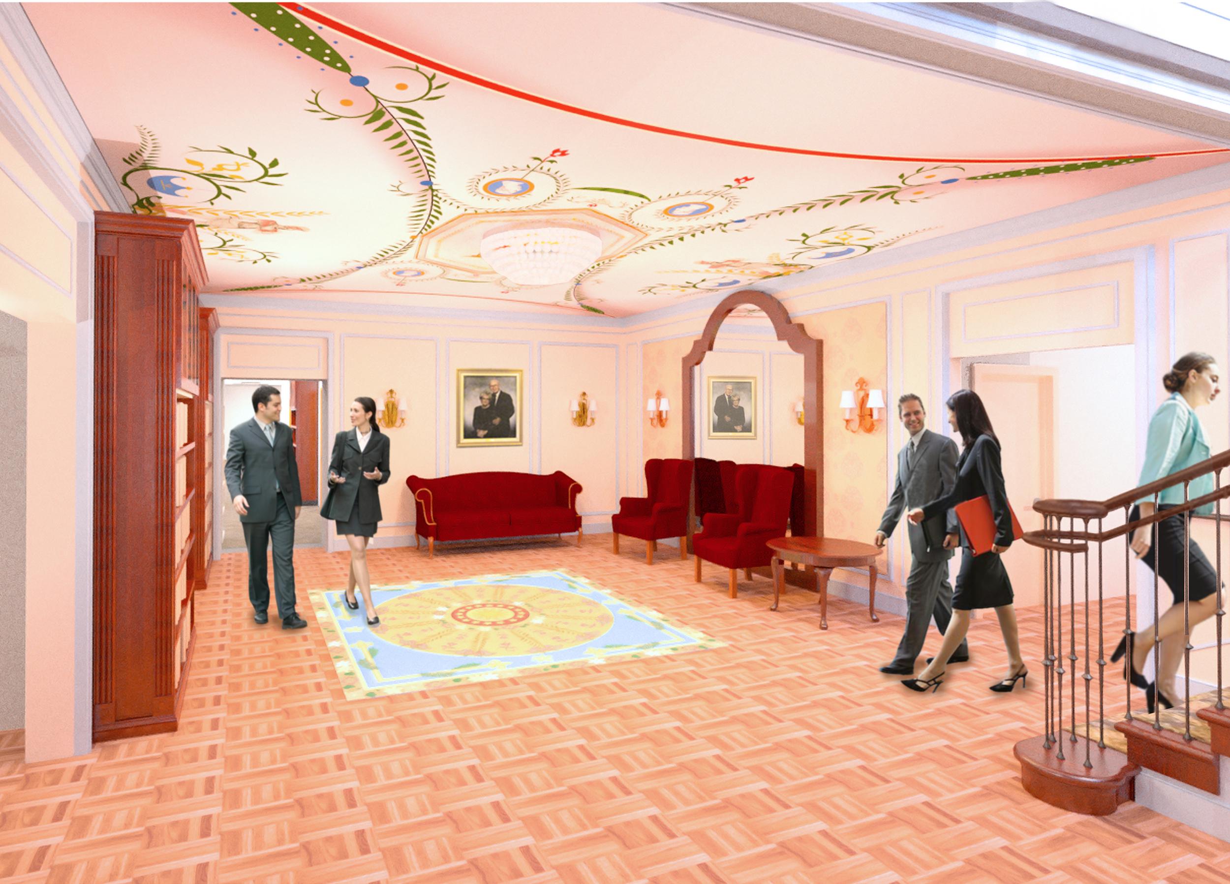 Melmark Mansion - Main Hall.jpg