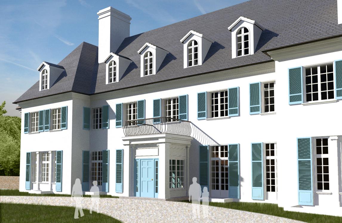 Melmark Mansion - Proposed Vestibule - Sketch Rendering.jpg