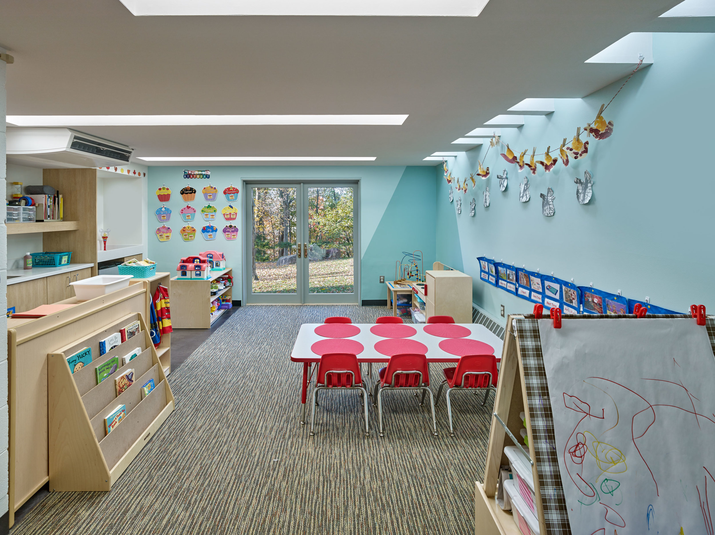 SAINT DAVID'S NURSERY SCHOOL