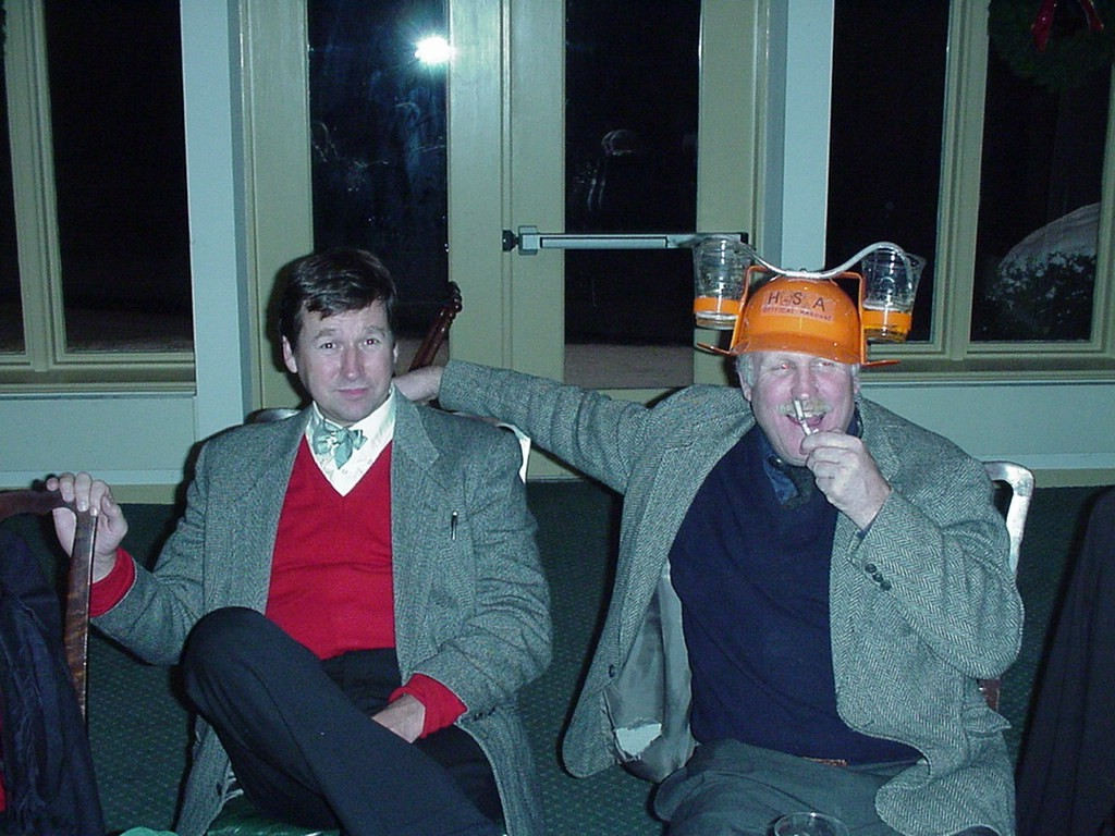 Phil and Mitch Holiday Fun