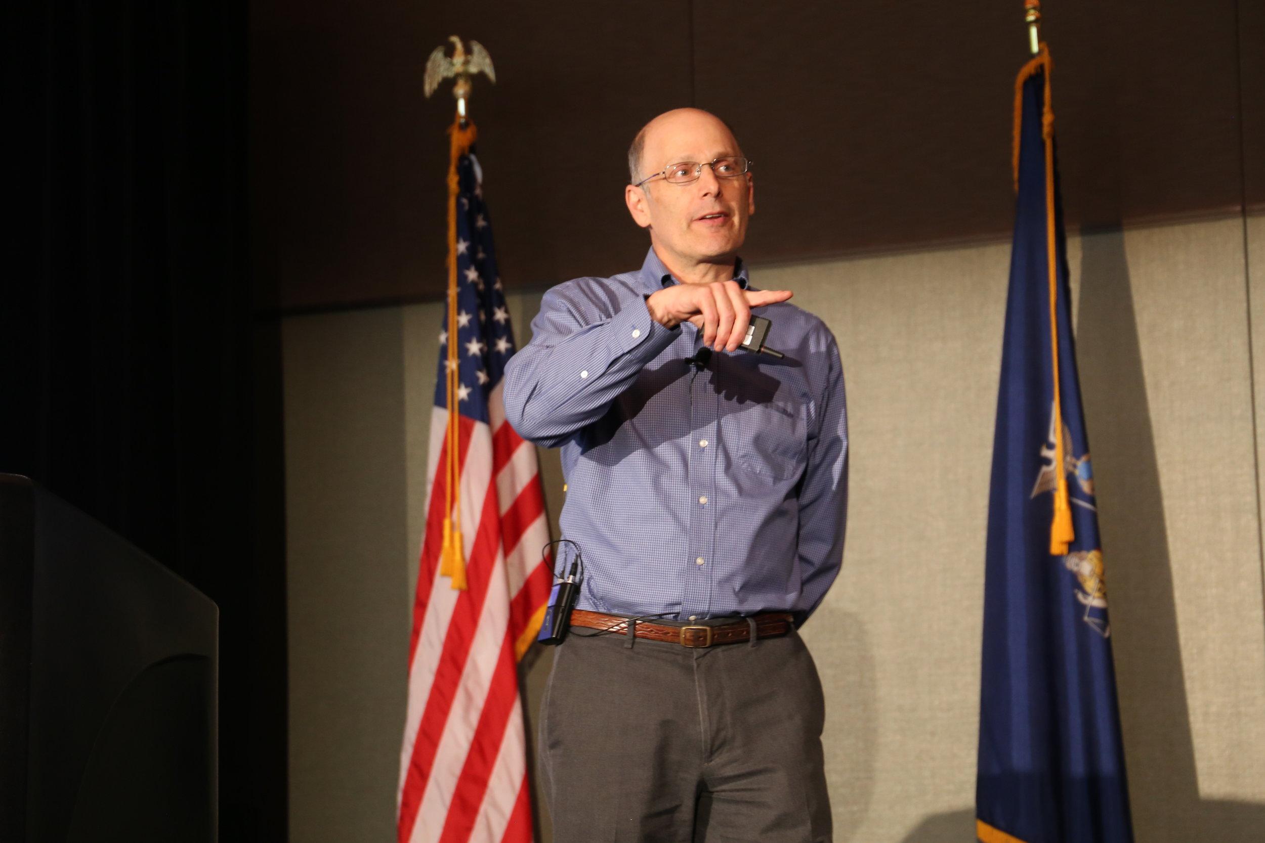 Dr. Jacob Reider, CEO, Alliance for Better Health