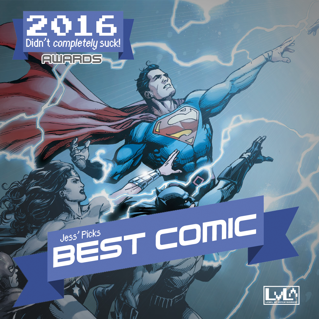 Best Comic - DC Rebirth (DC)