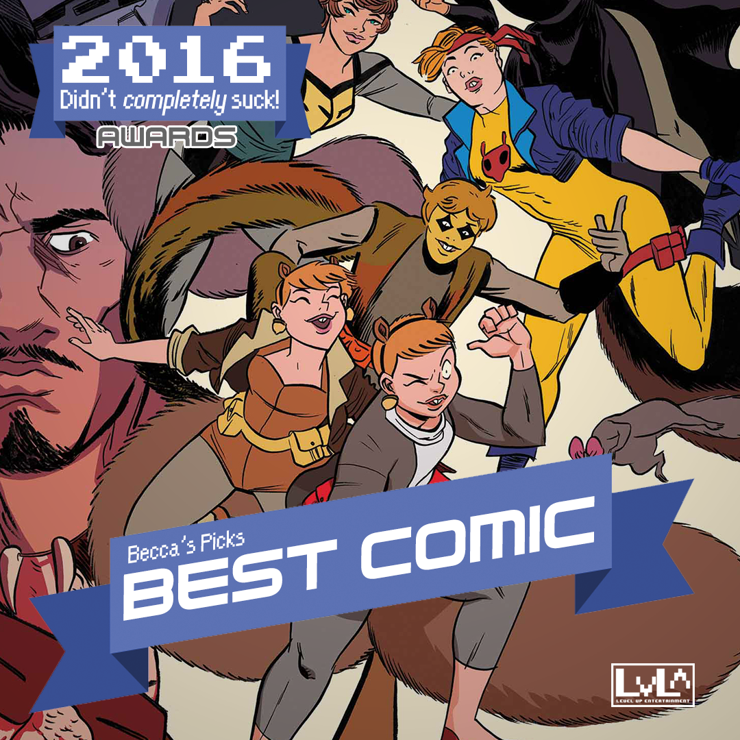 Best Comic - Unbeatable Squirrel Girl (Marvel)
