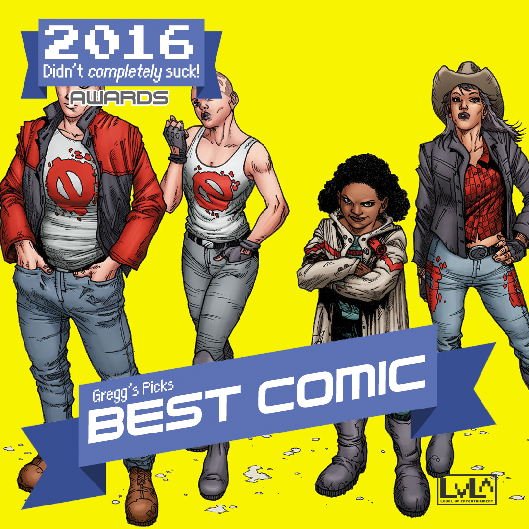 Best Comic - Generation Zero (Valiant)