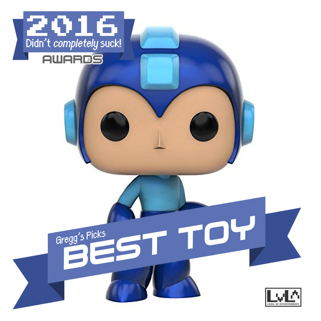 Best Toy - Funko Pop Mega Man