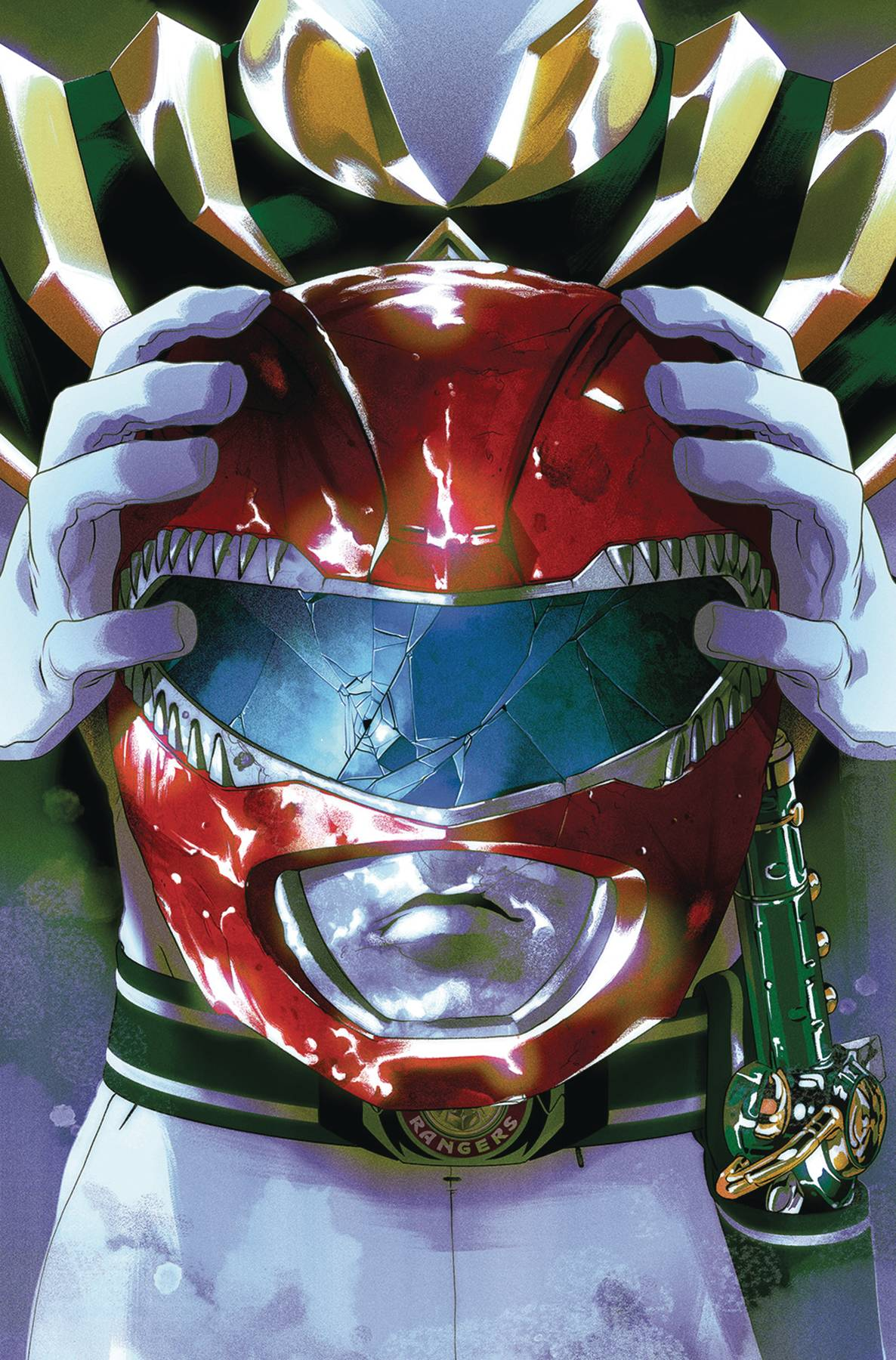 MIGHTY MORPHIN POWER RANGERS #25 POLYBAG MIX