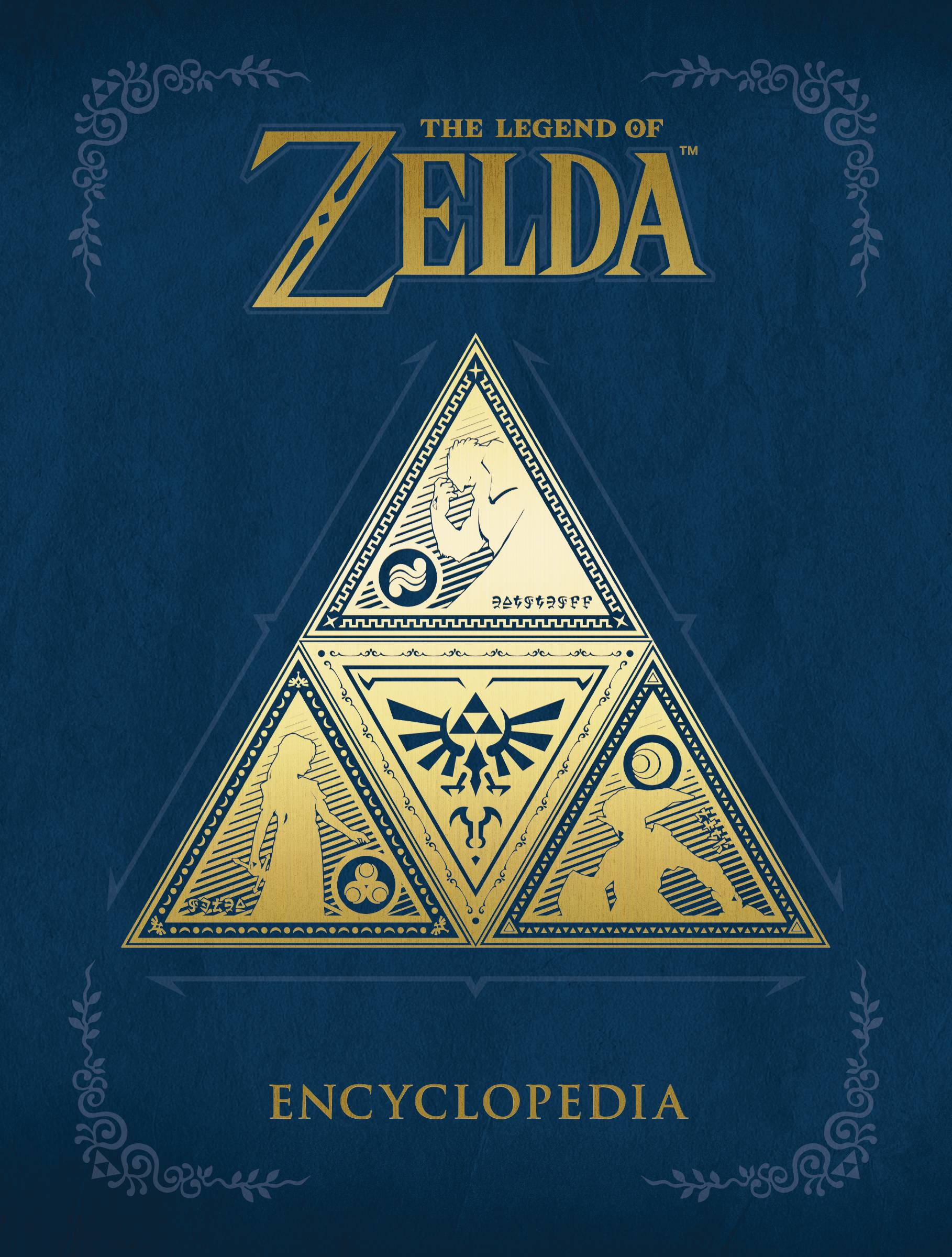 LEGEND OF ZELDA ENCYCLOPEDIA HC