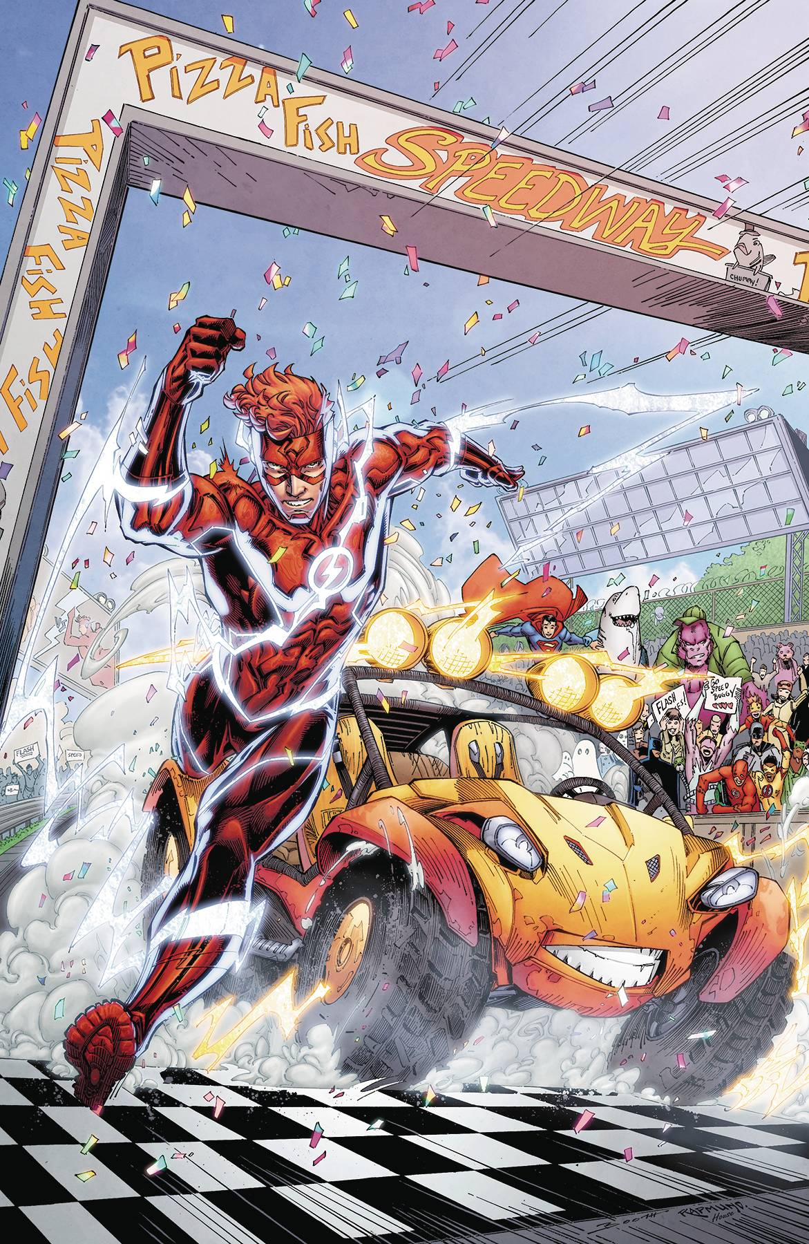FLASH SPEED BUGGY SPECIAL #1