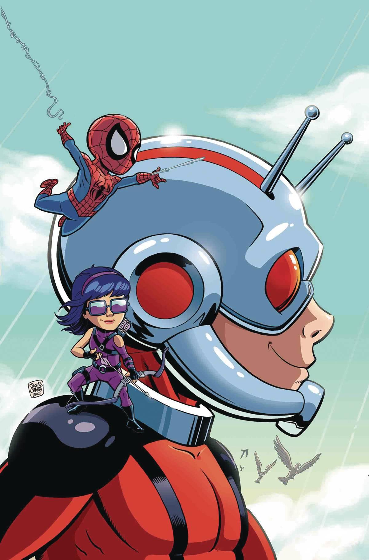 MARVEL SUPER HERO ADVENTURES WEBS ARROWS ANTS OH MY #1