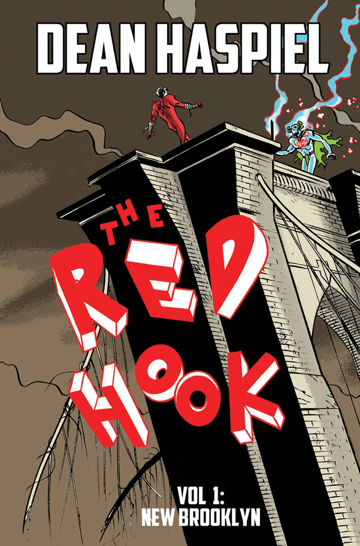RED HOOK TP VOL 01