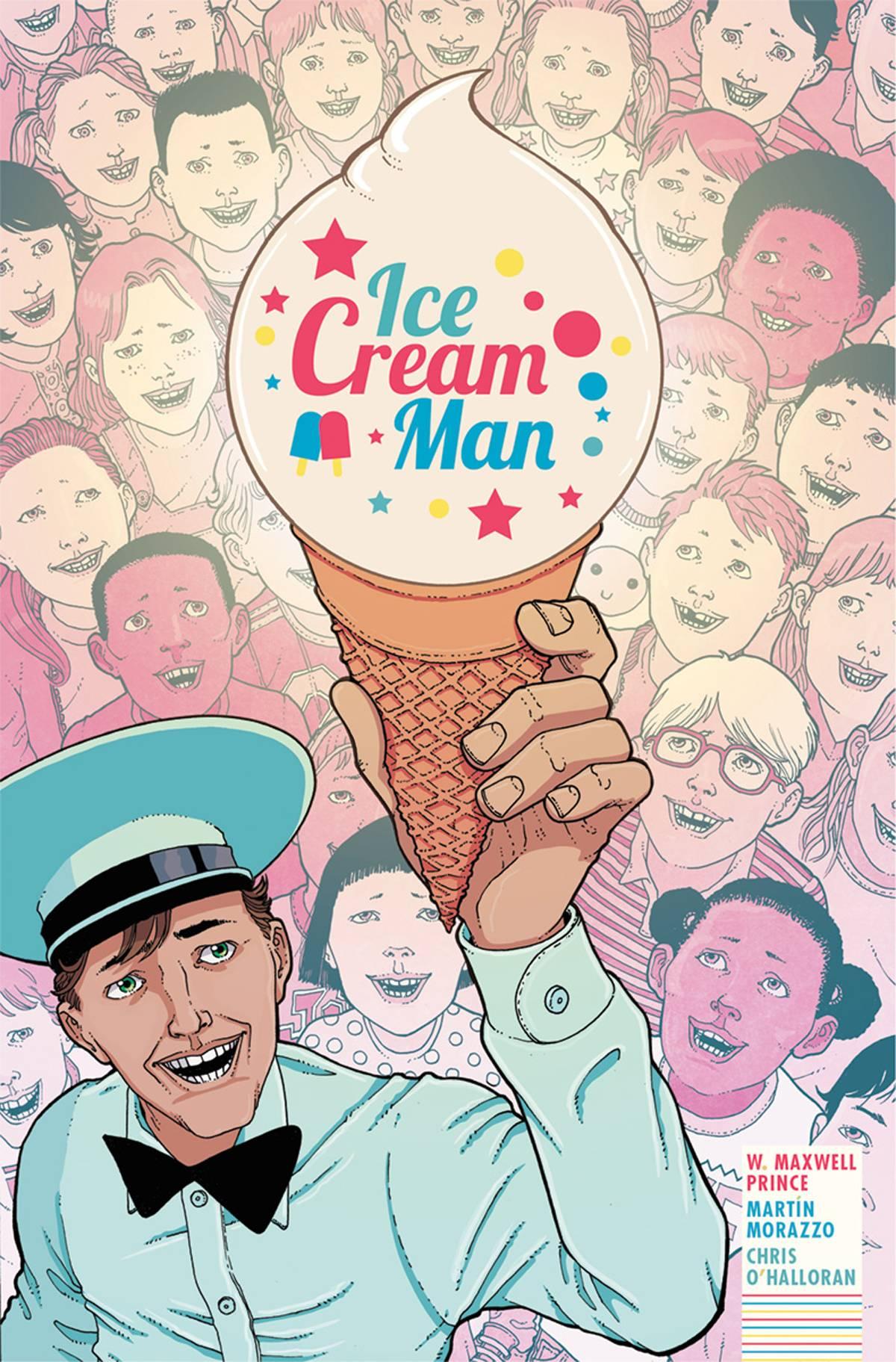 ICE CREAM MAN TP VOL 01