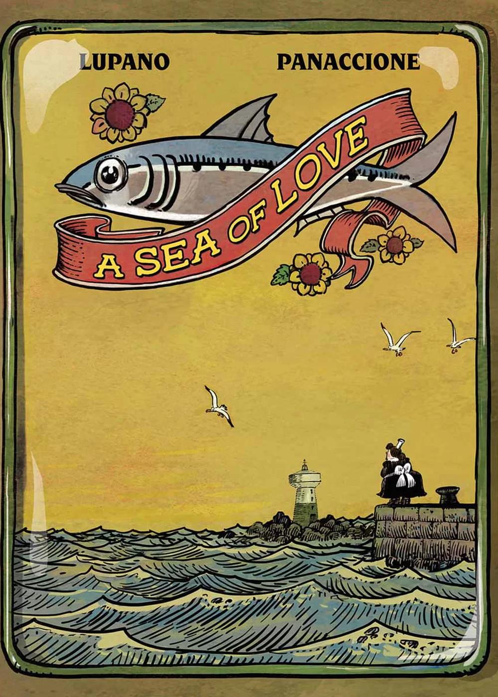 SEA OF LOVE HC