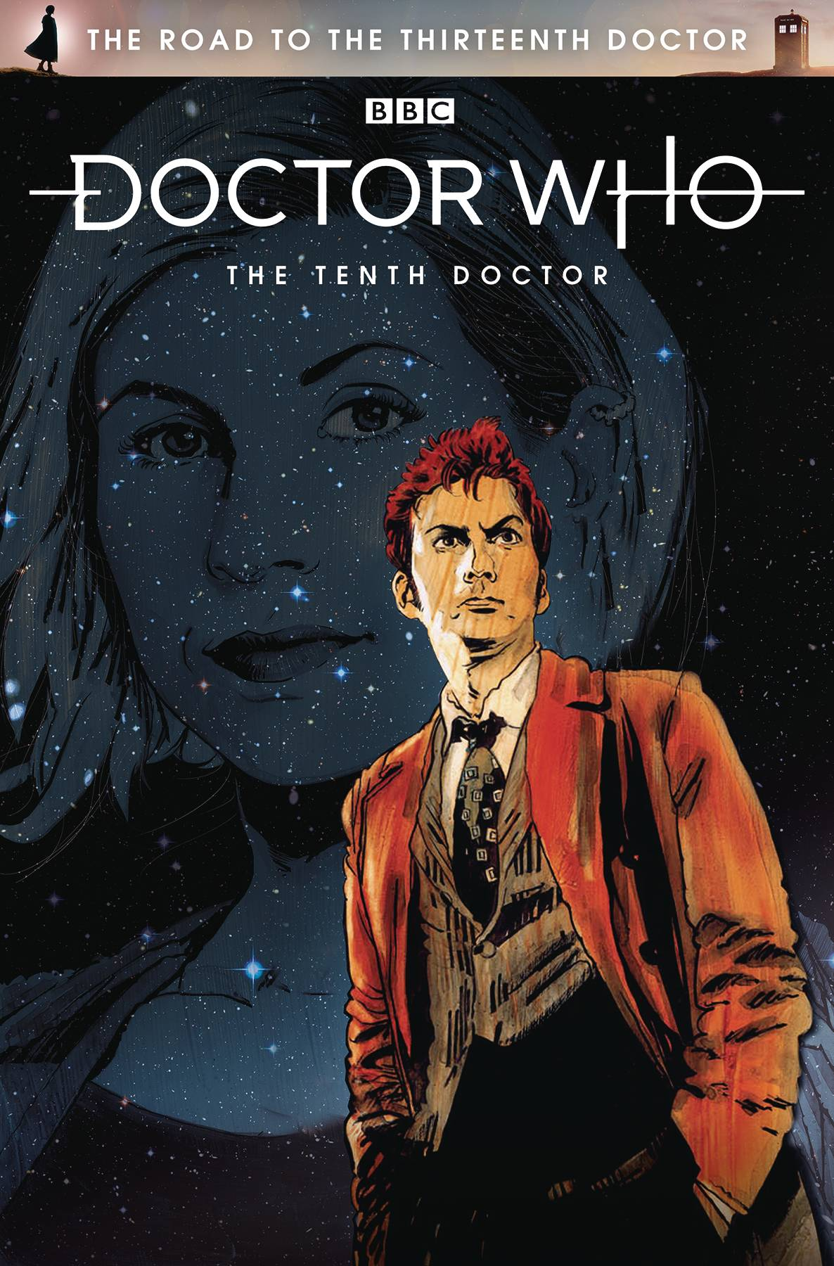 DOCTOR WHO ROAD TO 13TH DR 10TH DR SPECIAL #1