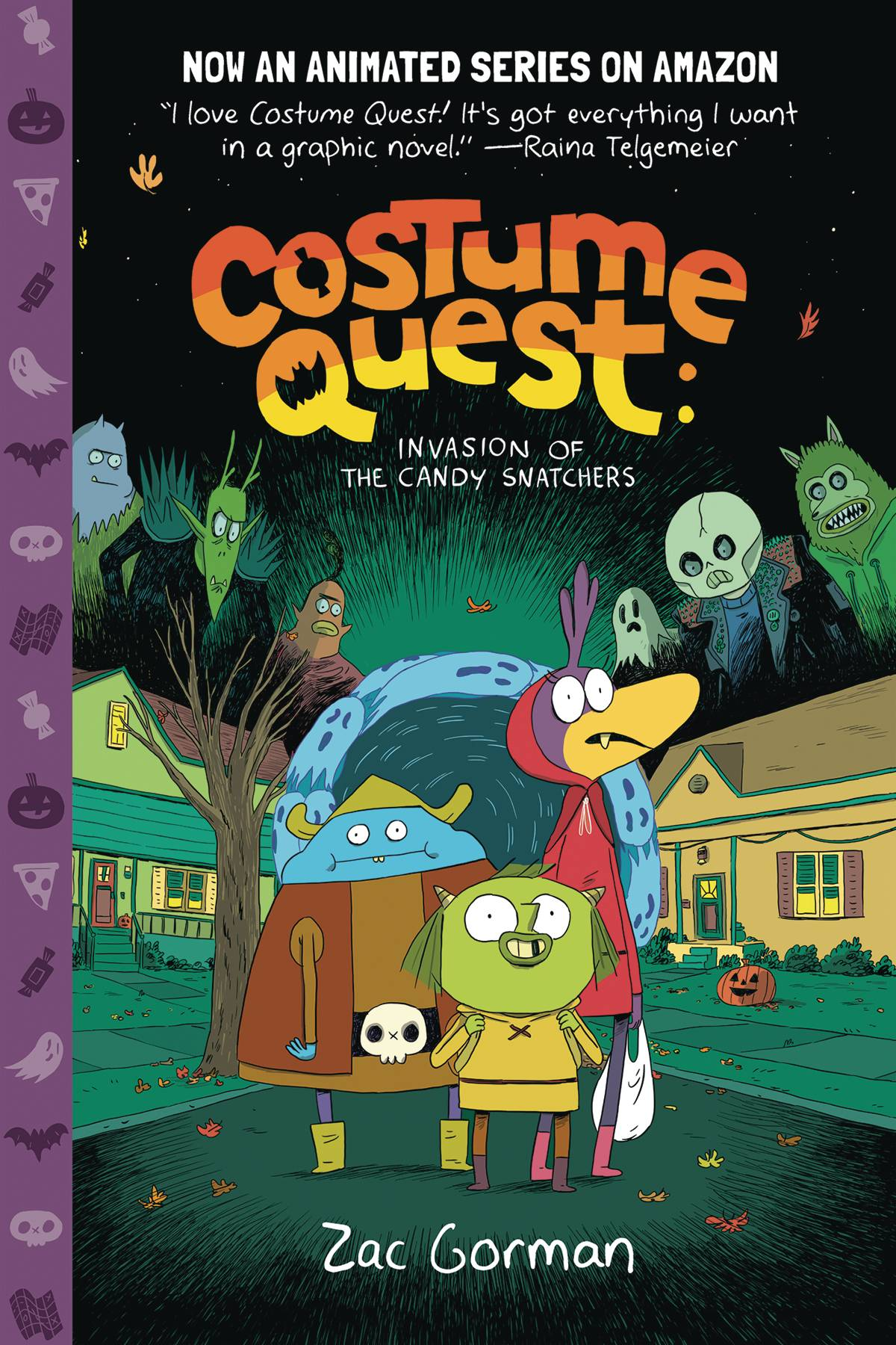 COSTUME QUEST GN INVASION OF CANDY SNATCHERS