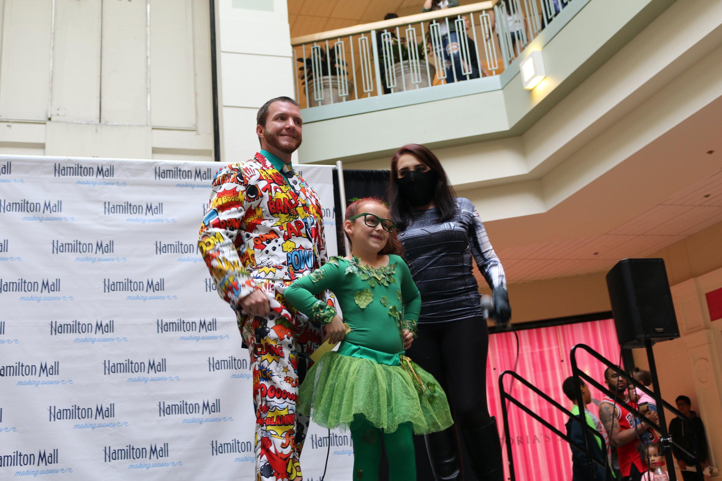 Kids Costume Winner!